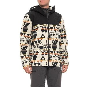 North Face Pendleton Collaboration Mountain Jacket